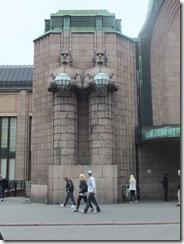 Central Rail Station