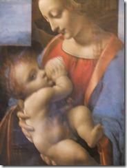 detail Leonrdo painting 1