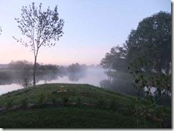 Early morning consenvoye