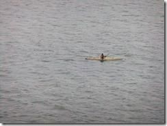 Kayaking Helsinki 6 am