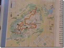 Map of Tallin