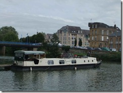 moored at Sedan