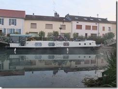 moored at stenay
