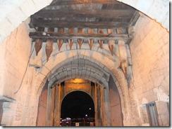 portcullis inside Verdun gate