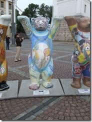 Snow nz bear