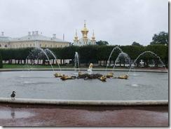 Upper garden Peterhof