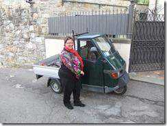 Bernice's car