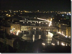 Bridges over the Arno 1
