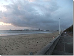 looking toward Royan