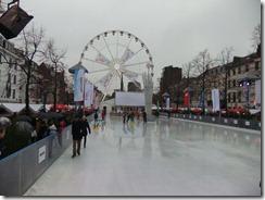 ice skating b