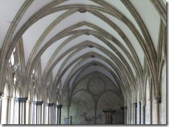 cloister arches