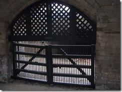 Traitor gate