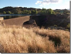 lower manorburn dam