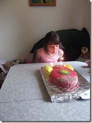 Rose's cake