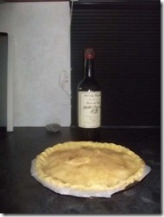 Blackberry apple pie 2