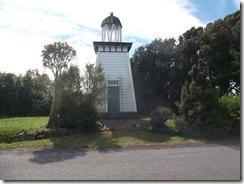 Hokitika lighthouse