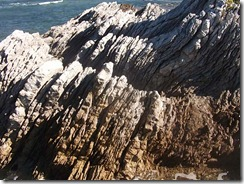 limestone layers