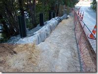 building footpath