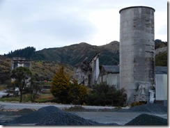 old cement works