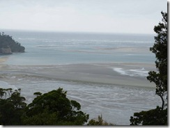 Wanganui inlet entrance