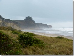 Little Waihi entrance