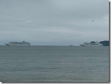 15 cruise liners